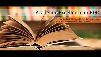 DCP: Academic Excellence in EDC