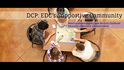 DCP: EDC's Supportive Community