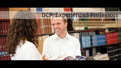 DCP: Experienced Professors