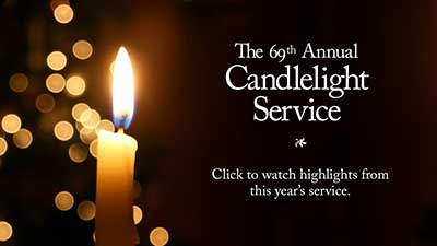 2011 Candlelight Service