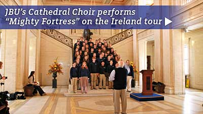 "Ireland Tour - ""Mighty Fortress"""