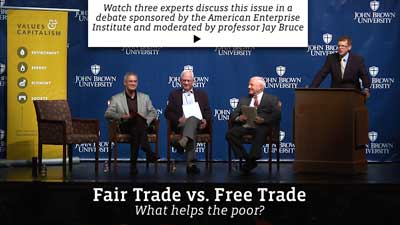 Fair Trade vs Free Trade Debate