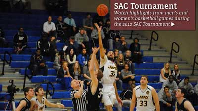 SAC Tournament Highlights - March 2012