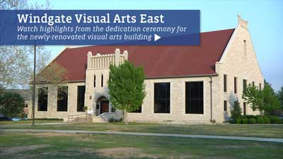 Windgate Visual Arts East