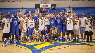 2013 Alumni Basketball Game