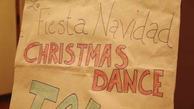 Christmas Salsa Dance 2013