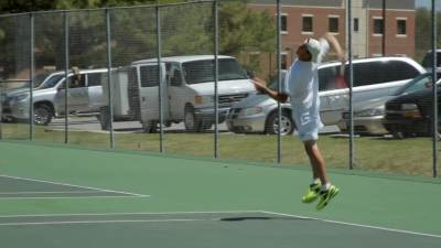 Central Christian Tennis Match