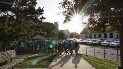 2014 New Student Move-In