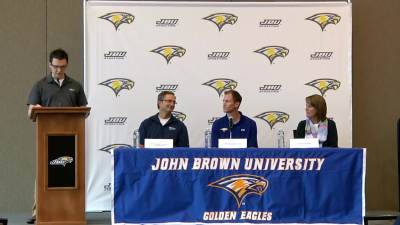 New Basketball Coach Press Conference