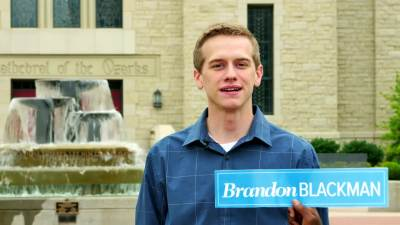 Meet Your Counselor - Brandon