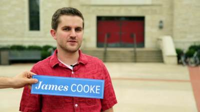 Meet Your Counselor - James