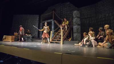 2015 Musical Man of La Mancha