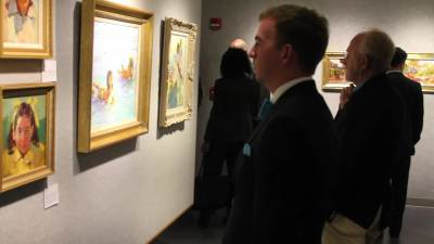 The Hutcheson Collection Gallery Opening