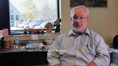 Faculty Profile - Joe Walenciak