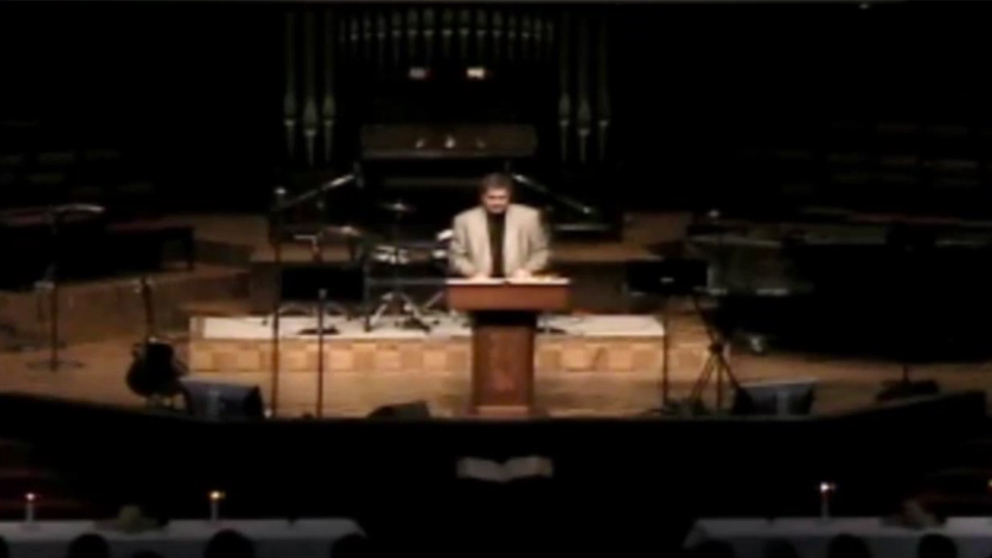 Chapel- President Pollard (January 10, 2008)