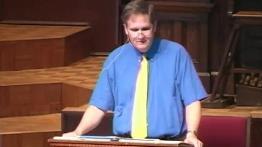 Chapel- President Pollard (August 28, 2008)
