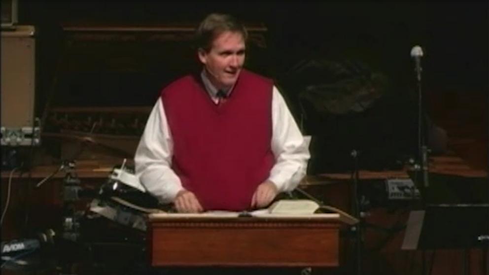 Chapel- President Pollard (December 9, 2008)