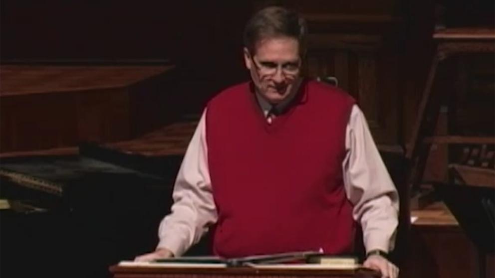 Chapel- President Pollard (December 8, 2009)