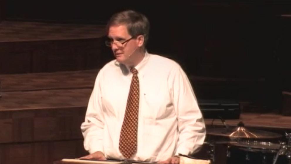 Chapel- President Pollard (August 26, 2010)