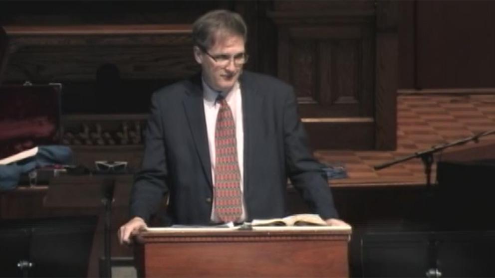 Chapel- President Pollard (December 7, 2010)