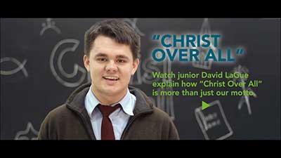 Christ Over All