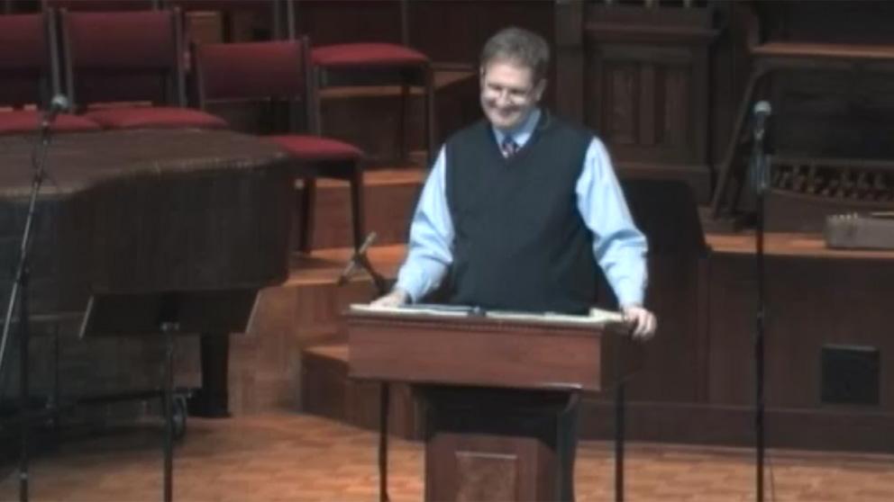 Chapel- President Pollard (Janurary 20, 2011)
