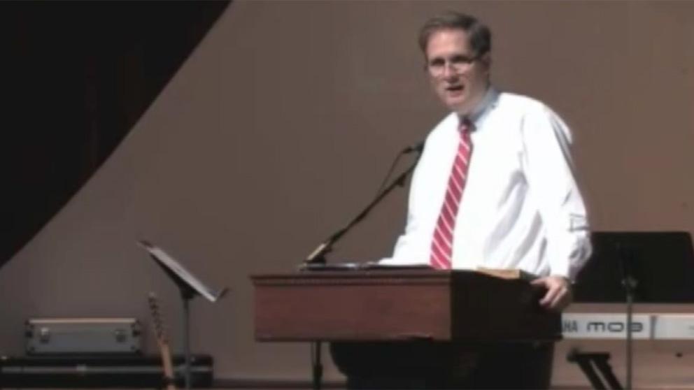 Chapel President Pollard (February 18, 2011)