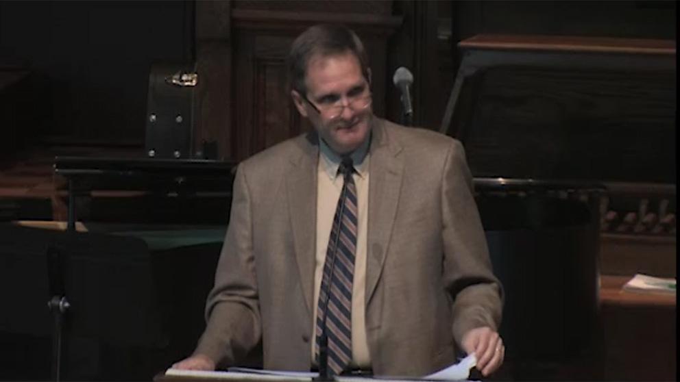 Chapel- President Pollard (August 25, 2011)