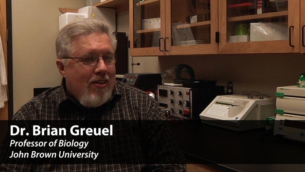 Faculty Profile: Dr. Brian Greuel