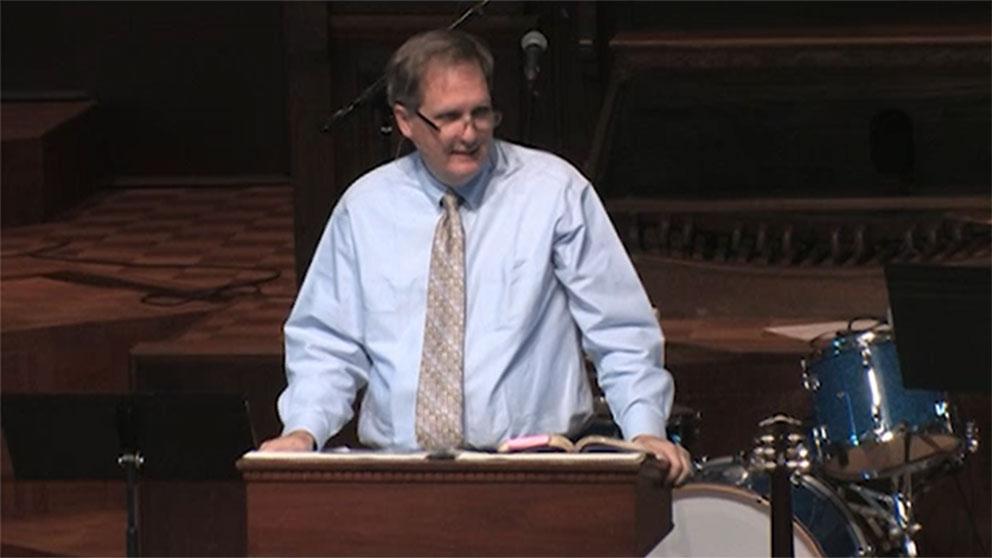 Chapel - President Pollard (August 23, 2012)