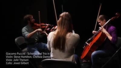 The JBU String Quartet