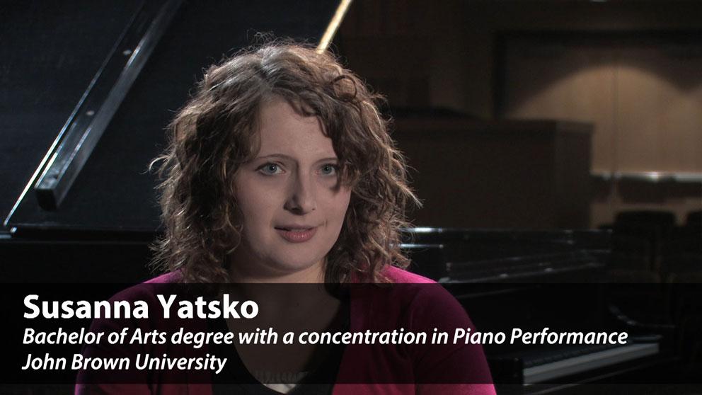 Susanna Yatsko Piano Recital