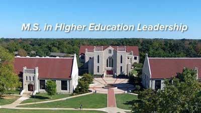 Graduate: Higher Education Leadership