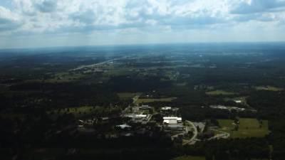 Campus Aerials 2014