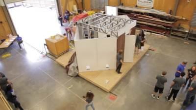 2014 World Vision Disaster Shelter Design Competition