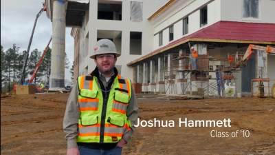 Alumni Profile: Josh Hammett