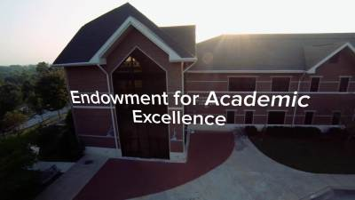 Campaign Endowment for Academic Excellence Video