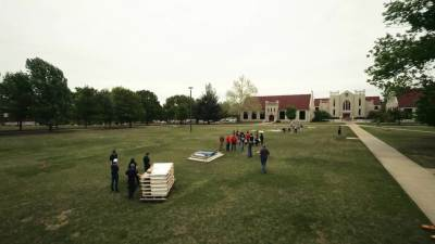 2015 Disaster Shelter Competition: Day 2