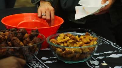 2015 International Food Festival