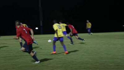 2015 Mens Soccer VS Rogers State