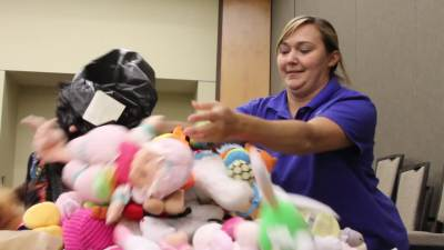 2015 Operation Christmas Child Packing Party