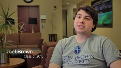 Student Profile: Joel Brown - Biology