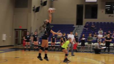 2015 Volleyball vs OCU