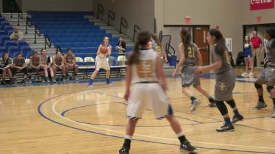 2015 Women's Basketball vs. Wayland Baptist