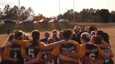 2015 Women's Rugby vs UA
