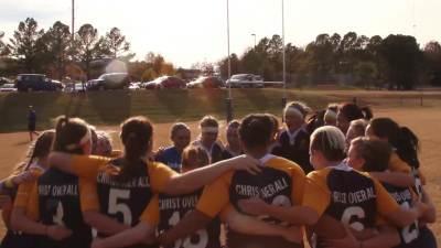 2015 Women's Rugby vs UA