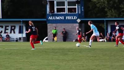 2015 Women's Soccer vs. Rogers State