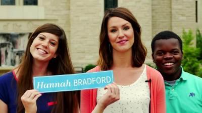 2016 Meet Your Counselor - Hannah