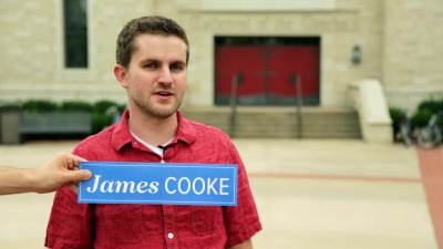 2016 Meet Your Counselor - James