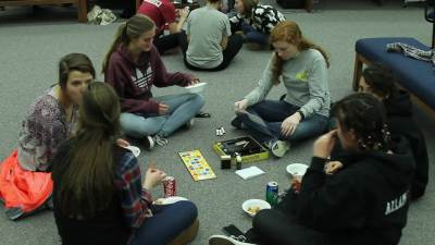 2016 After Hours Library Game Night